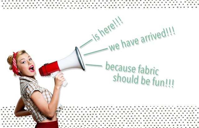 Fabric Shout Out