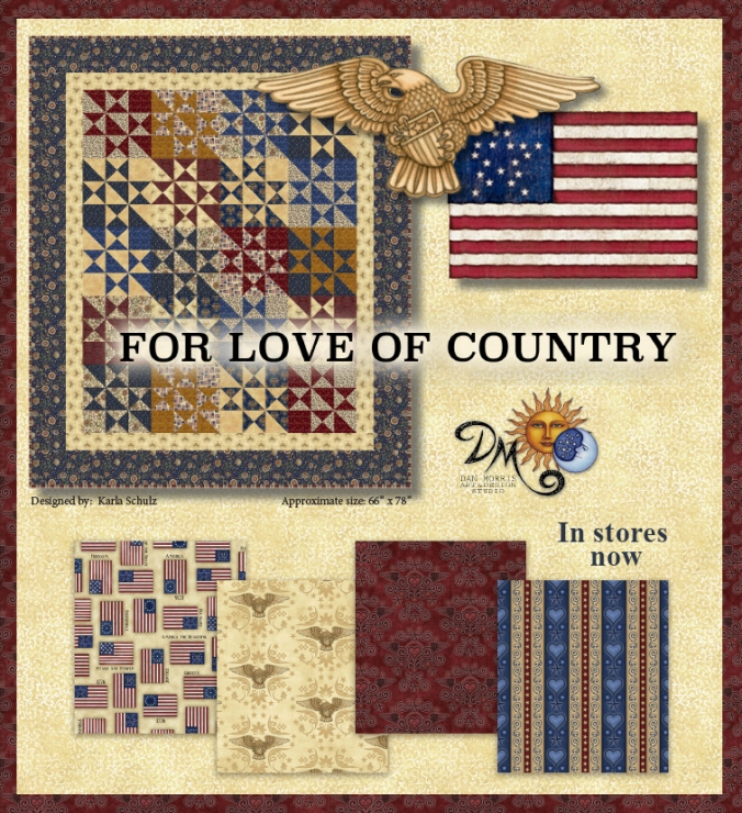 For Love of Country_Blog