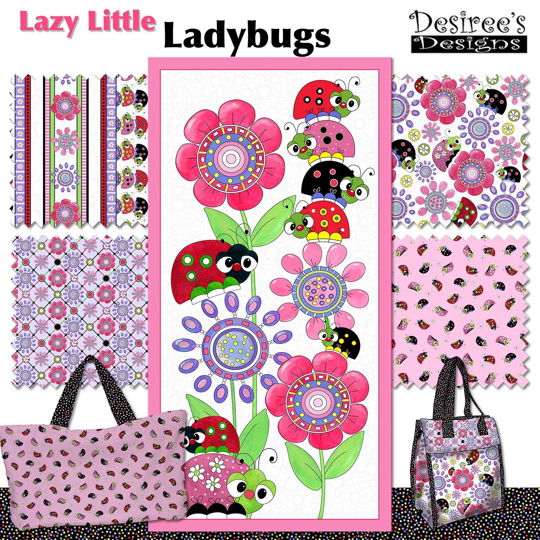 Lazy Little Ladybugs