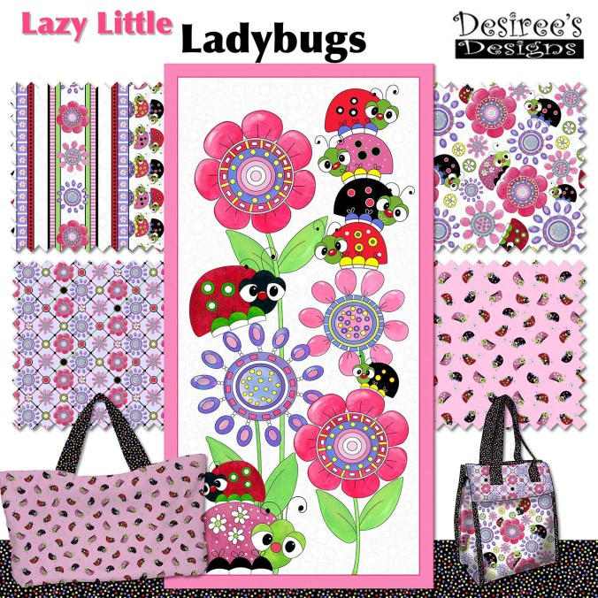 Lazy Little Ladybugs