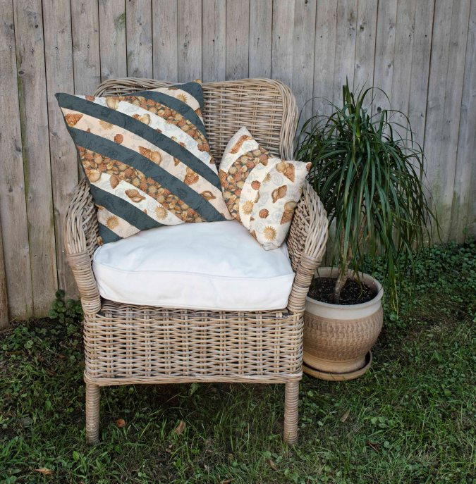 Sea Treasures_ChairPillows