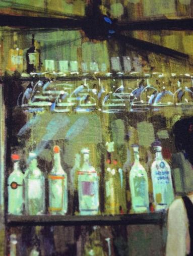 _Artworks Bar_glasses close up