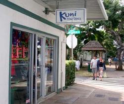 Kuni Island Shop
