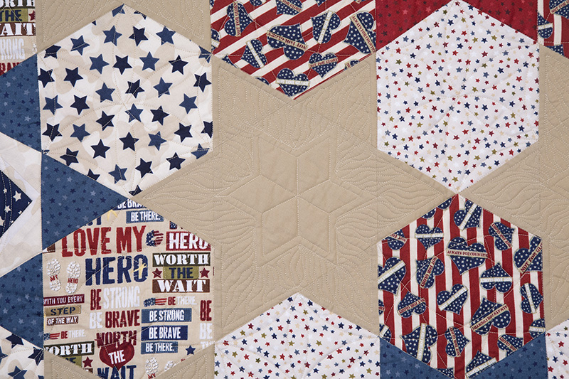 QT16 A Thank You Quilt of Valor