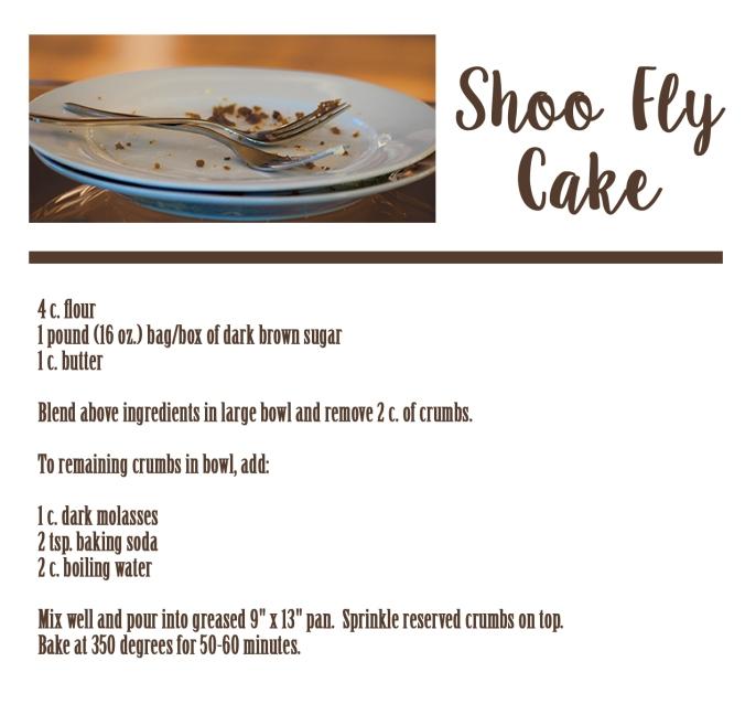 shoo-fly-cake