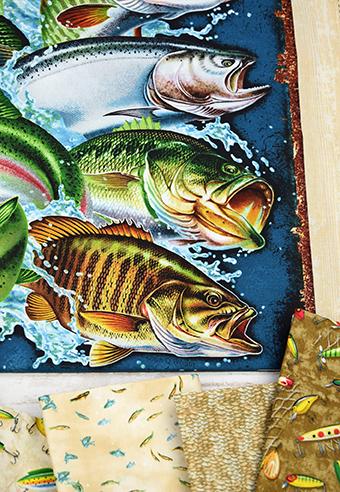 _So Many Fish_detail 3