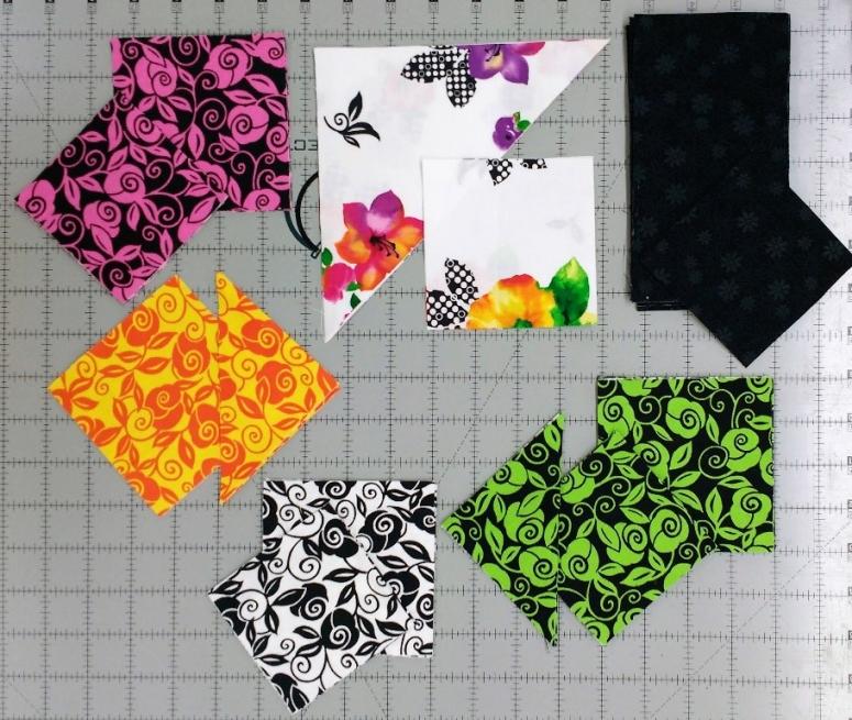 cut fabrics
